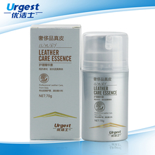 Best quality liquid leather cleaner car anti-aging leather cleaner wax polish wheel cleaner and wax