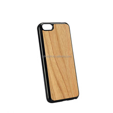 Ultra Thin Transparent PC Case for iPhone 5 for iPhone 5s Case wood