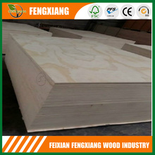 Cheap plywood raw pine wood planks for sale