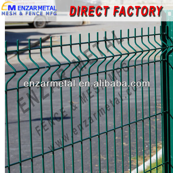 Garden Bed Metal Fence (Garden Fence Factory)