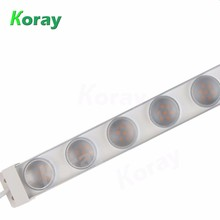 Wholesale led grow lights waterproof IP65 12w 20w full spectrum led strip with hydroponic indoor gardening cabinets