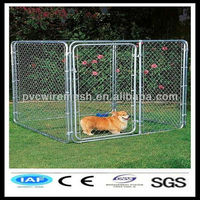 chain link fence dog run