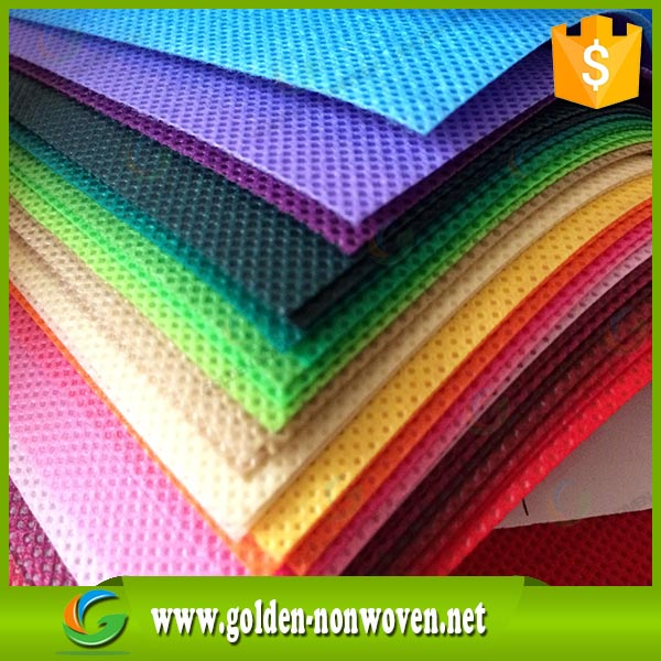 Roll,soft,SS thermal bond nonwoven fabric baby diapers raw material,Hot selling spunbonded nonwoven fabric