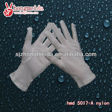 cloth gloves for fashion, formal wear or uniform accessories, waiters, banquet staff, military, police, parade etc,