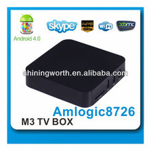 google tv box M3 Android 4.0 HD Smart TV Box