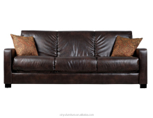 natural Leather 3 seater Sofa XYN1725