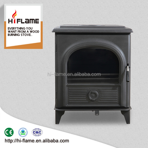 BEST Multi Fuel steel plate wood fireplace stove with water boiler AL910B