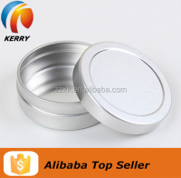 Aluminum Jar Containers Tin Concentrate Oil Lip Balm Wax Empty Cosmetic