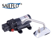 Sailflo HY-2202 12V DC marine water faucet / automatic faucet with single handle