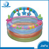 Blue Round Shape Customized Size Funny Children'S Swimming Pools