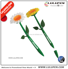Customized Flower Novelty Pen (T151823) Logo Novelty Pens