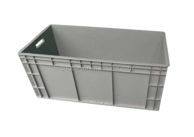 High Quality Tote Box For Industrial, Plastic Distribution Container