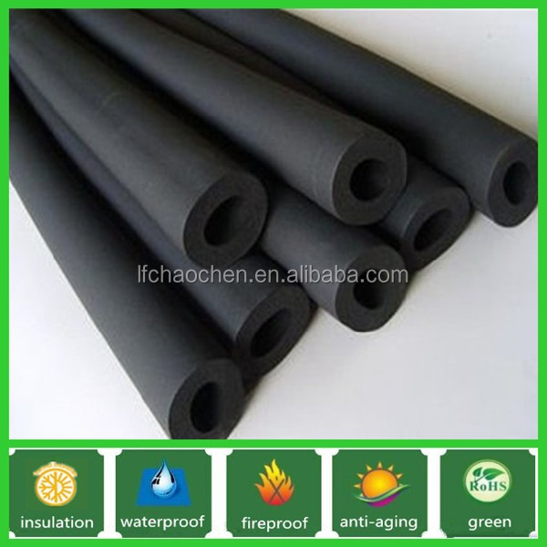 Best selling products soft foam rubber insulation tube price