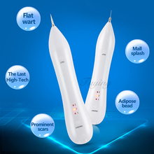 China supplier Laser mole removal freckle pen needle sweep spot mole plasma point machine beauty equipment white