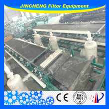Low Price Sludge Dewatering Machine/Vacuum Belt Filter Press Made In China