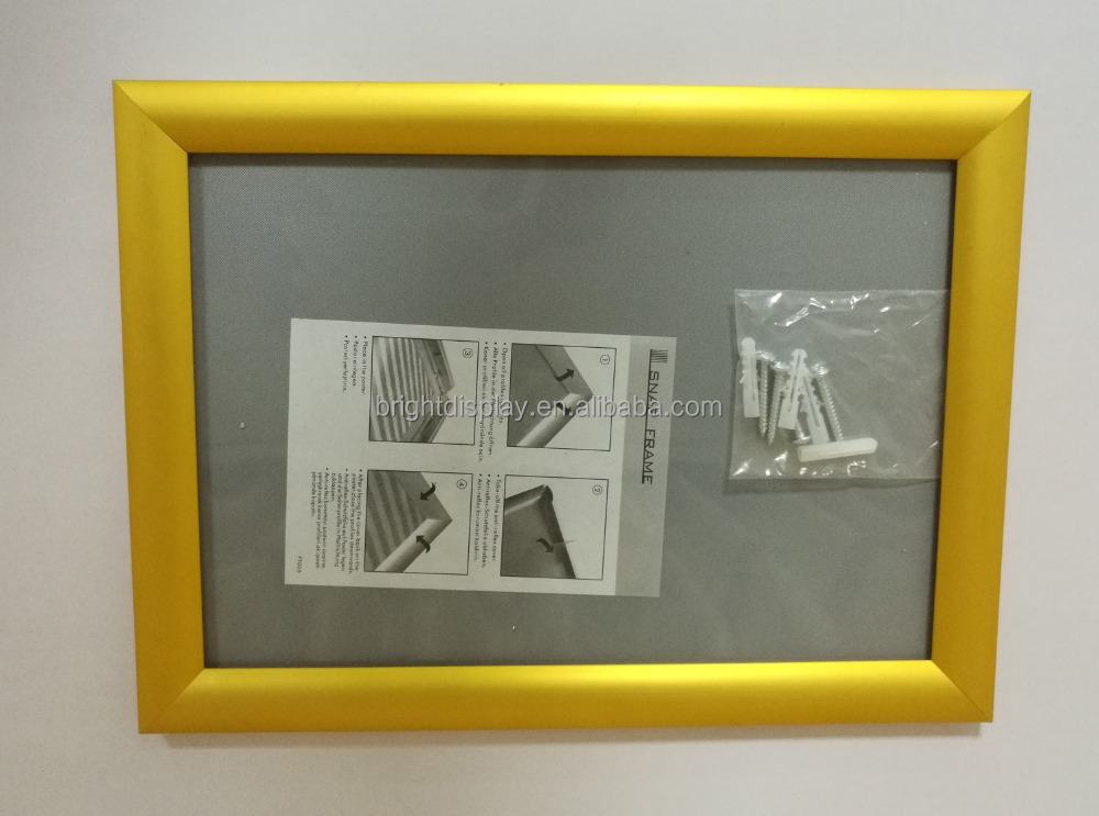 Aluminum Snap <strong>Frame</strong> ,<strong>Poster</strong> <strong>frame</strong> A1A2A3A4 etc.