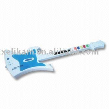 For Nintendo Wii wireless guitar for Nintendo Wii Guitar Hero games