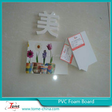 White Plastic PVC Foam Board in Wedding decorations