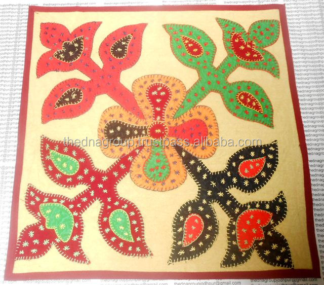 Attractive embroidery hand made cushion covers