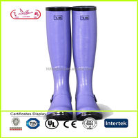 Custom made rubber boots fashion rain boots for women