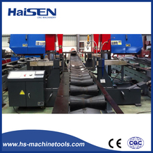 Horizontal Pipe End The Band Saw Machine