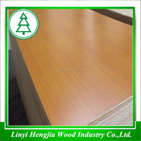 15mm melamine plywood products from linyi china factory