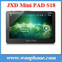 Cheapest 4.3inch S18 MID Tablet PC + Android 4.0 1GHz 4GB Amlogic 8726 Cortex A9