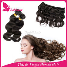 Hot !!! 8-36 inch cheap price unprocessed no tangle no shedding body wave remy virgin indian human hair 36 inch length