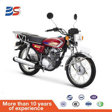 Chinese manufactory wholesale Cheap 4 Stroke 125cc gas Motorcycle for adult