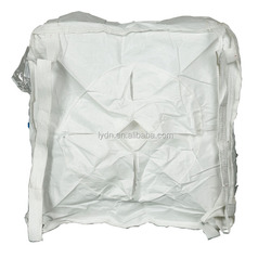 SWL 1000 KG ,1500 KG,2000 KG Coated FIBC Big Bulk Jumbo Bag