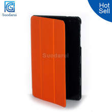 Luxury folio stand cover Flip leather case for DELL venue 8 Pro