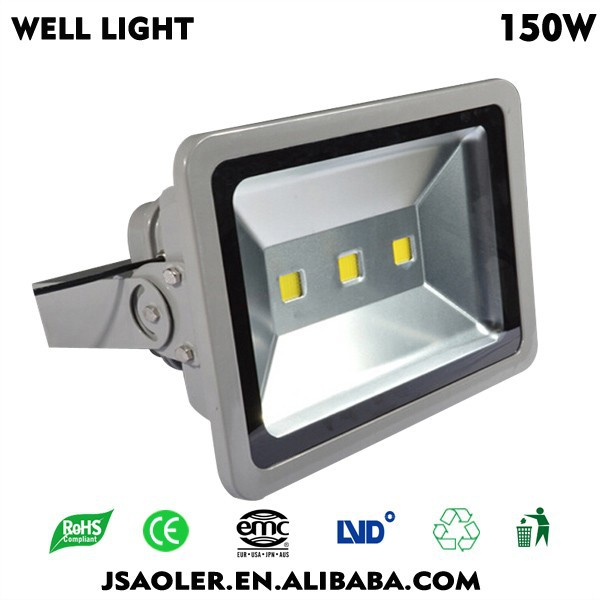 New arrive 150w floodlight with high pressure sodium lamp led flood light