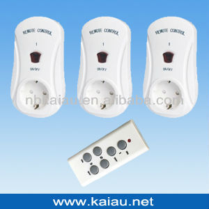 Germany remote control socket