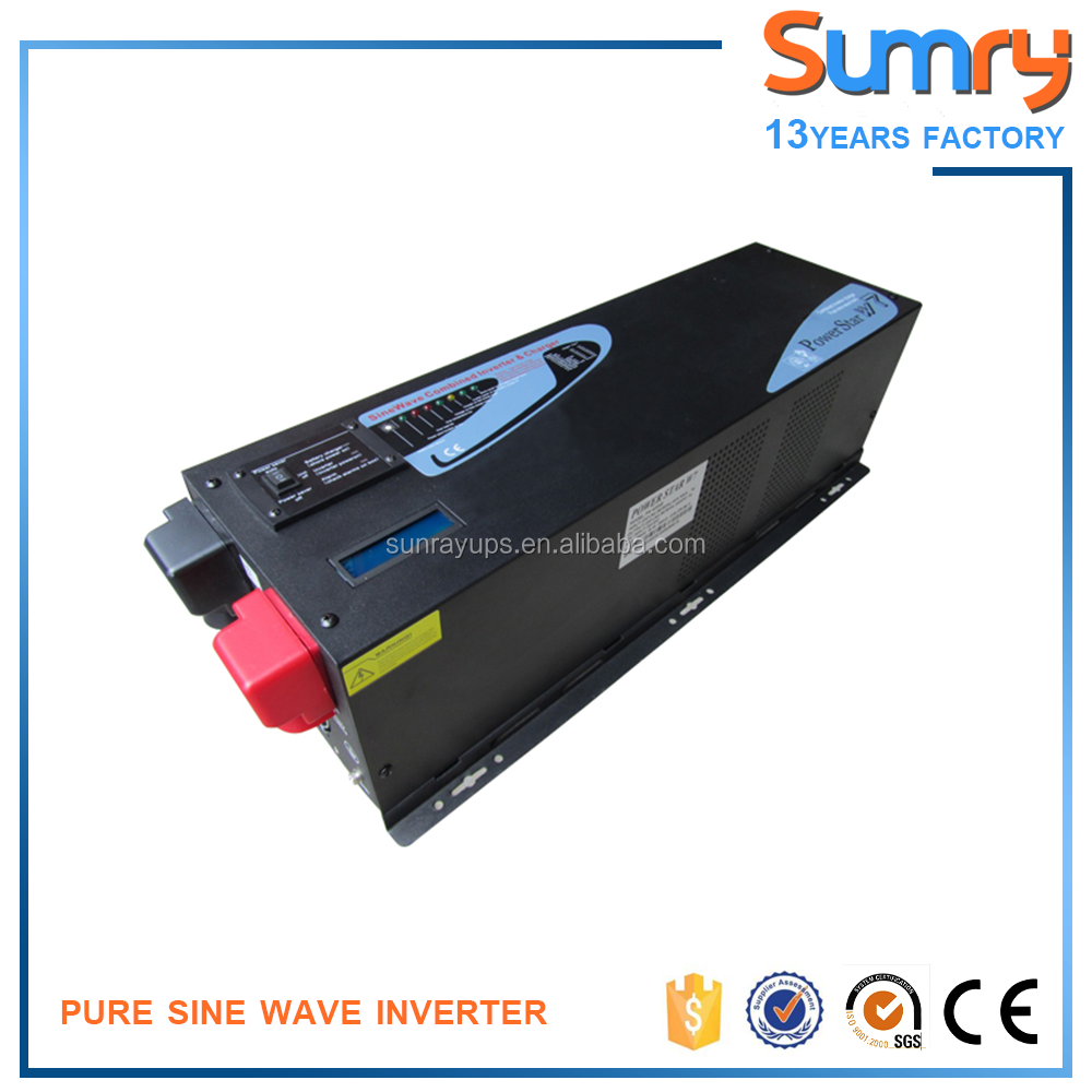 Pure Sine Wave Power Inverter off grid solar inveter 3000W Power Inverter