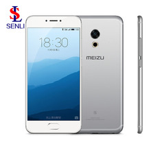 "Original Meizu Pro 6s Pro6S Cellphone 4GB RAM 64GB ROM Helio X25 Deca Core mTouch 5.2"" Screen 3D Press 4G Dual SIM Fast Charge"