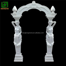 Home Decorative Marble Arch Door Frame