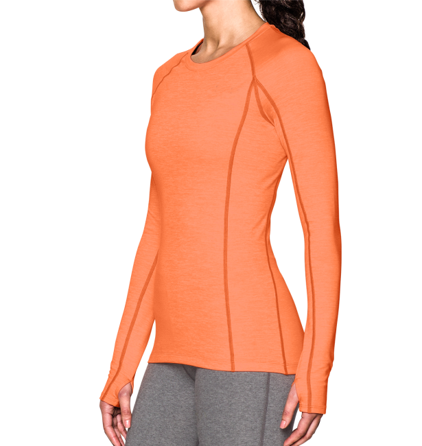 2016 Latest Women Women gym attire active wear long sleeve Breathable quick dry polyester elastane t shirt