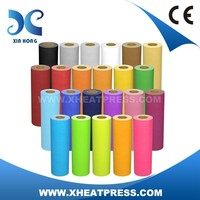 Heat Transfer Vinyl (IRON-ON) Easy Weed Heat Press Vinyl Textile
