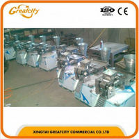 Automatic Dumpling Making Machine Widely Used For Quick-Freeze Food Processing