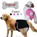 China supplier wholesale Washable Sanitary Dog Diapers for XS to XL Extra Large Dogs