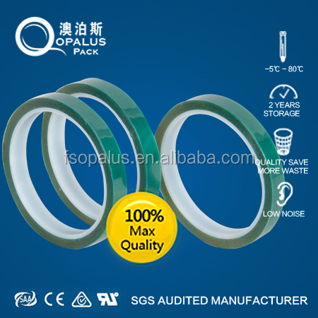 3M equivalent high temperature silicone plastic masking film