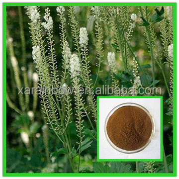 Pure Nature Black Cohosh Extract Triterpenoid Saponins 8%