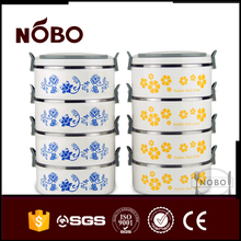 New arrival stainless steel sunrise food container