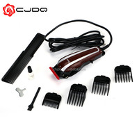 Professional barber hair clipper with strong motor