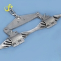 Guilin shihui electric opgw adss ground wire suspension clamp