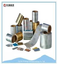Blister lid foil and medical aluminium foil for tablet packing
