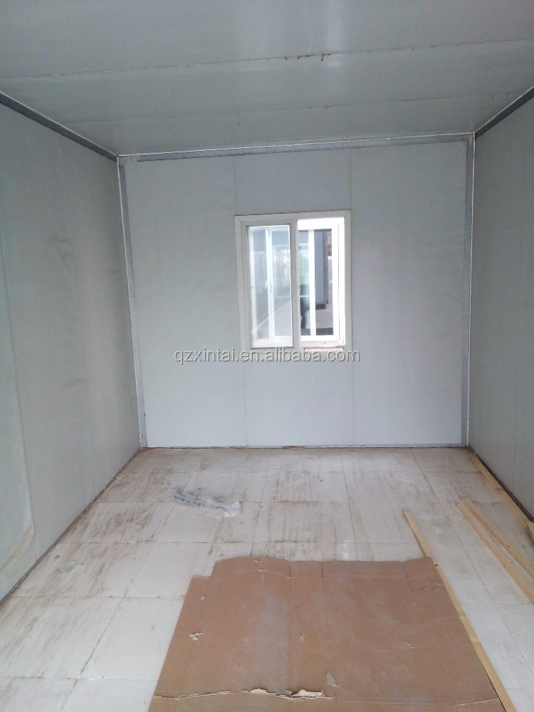 Mobile flat packMobile flat pack box guard container house
