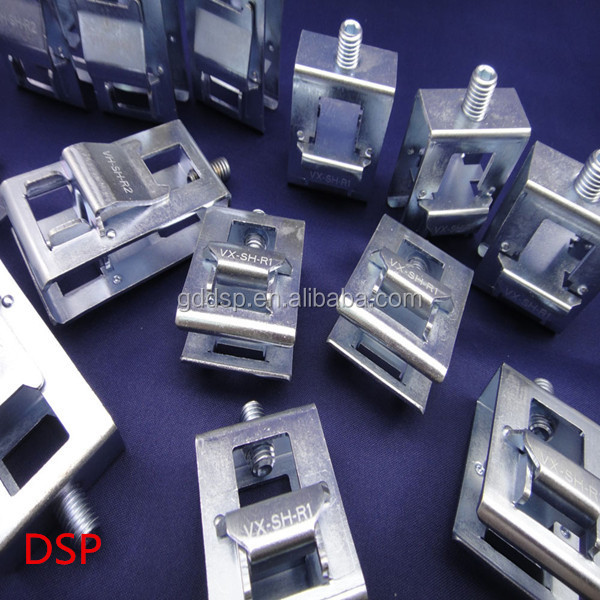 2015 New Designed Stainless Steel OEM Service Sheet Metal Stamping Products