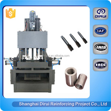 coupler internal thread tap machinery pneumatic hand machine shanghai construction machinery