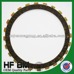 OEM quality motorcycle clutch plate, Pulsar 180 motorcycle clutch plate